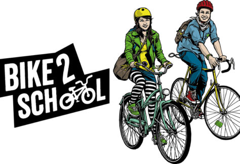 Bike2School Logo